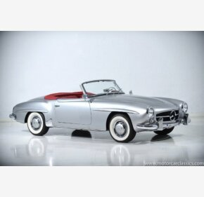 1957 Mercedes-Benz 190SL for sale 101065066
