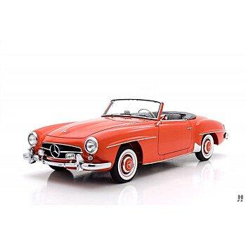 1957 Mercedes-Benz 190SL for sale 101066303