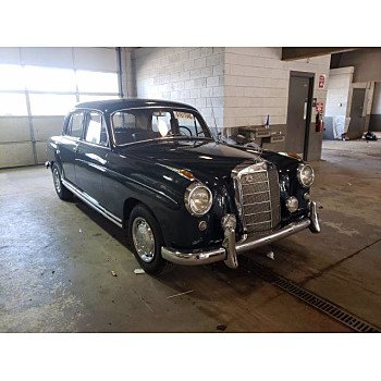 1957 Mercedes-Benz 220S for sale 101396306