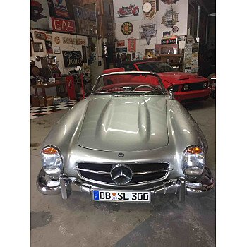 1957 Mercedes-Benz 300SL for sale 100959350