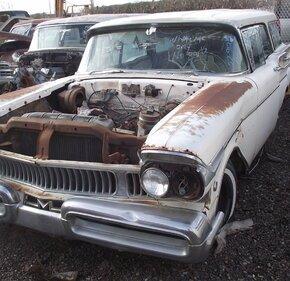 1957 Mercury Commuter for sale 101343574