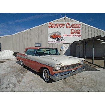 1957 Mercury Monterey for sale 101457912