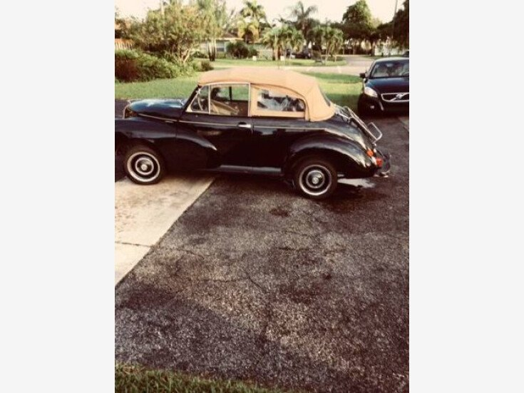 1957 Morris Minor for sale 101588566
