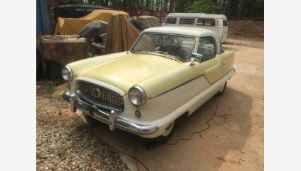 1957 Nash Metropolitan for sale 101005570