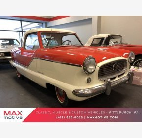 1957 Nash Metropolitan for sale 101117422