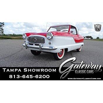 1957 Nash Metropolitan for sale 101135753