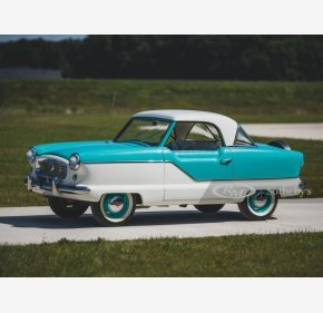 1957 Nash Metropolitan for sale 101319633