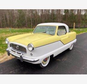1957 Nash Metropolitan for sale 101437476
