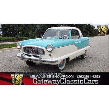 1957 Nash Metropolitan for sale 101507591