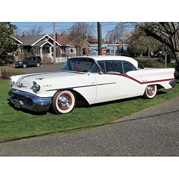 1957 Oldsmobile Starfire for sale 101306812