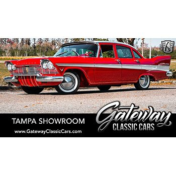 1957 Plymouth Belvedere for sale 101448292