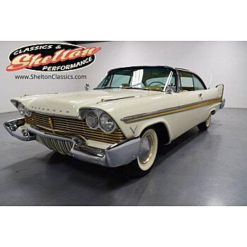1957 Plymouth Fury for sale 101238014