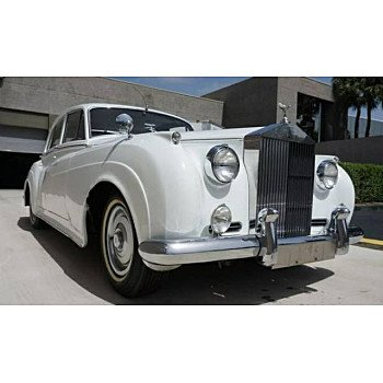 1957 Rolls-Royce Silver Cloud for sale 100998530