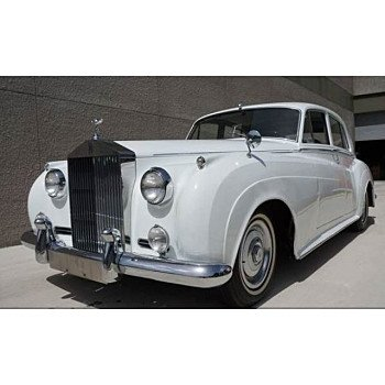 1957 Rolls-Royce Silver Cloud for sale 101060083
