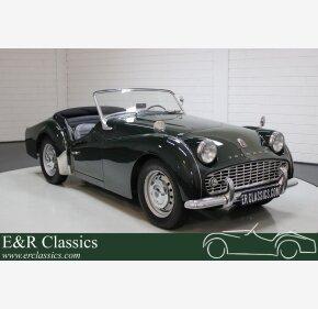 1957 Triumph TR3A for sale 101475350
