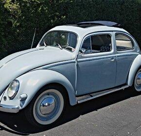 1957 Volkswagen Beetle for sale 101359500