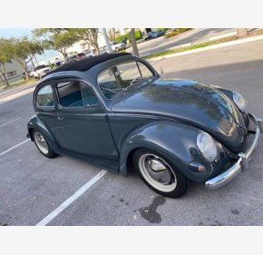 1957 Volkswagen Beetle for sale 101407165