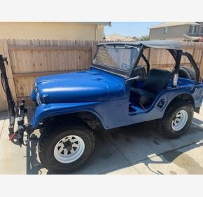 1957 Willys Other Willys Models for sale 101362145