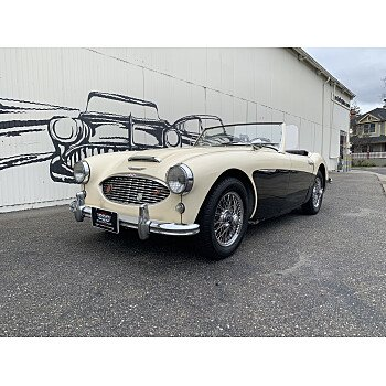 1958 Austin-Healey 100-6 for sale 101080561