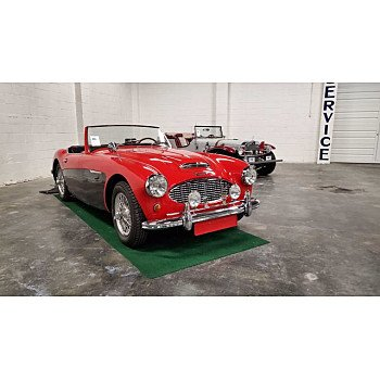 1958 Austin-Healey 100-6 for sale 101350422