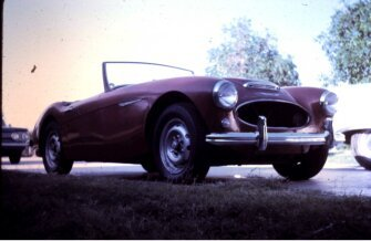 1958 Austin-Healey 100-6 for sale 101618161