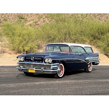 1958 Buick Century for sale 101616784