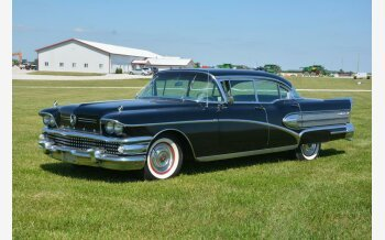 1958 Buick Roadmaster for sale 101343561