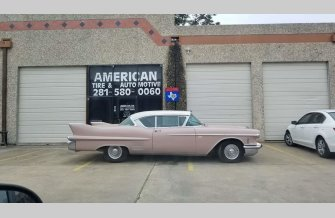 1958 Cadillac De Ville Coupe for sale 101141665