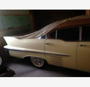 1958 Cadillac De Ville for sale 101198115