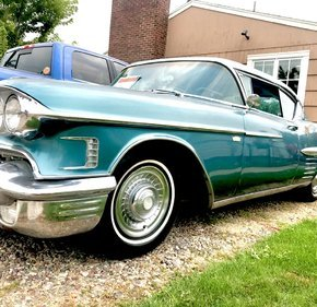 1958 Cadillac De Ville Coupe for sale 101368811