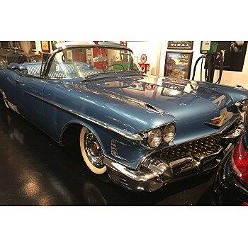 1958 Cadillac Eldorado for sale 101526305