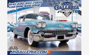 1958 Cadillac Series 62 for sale 101243243
