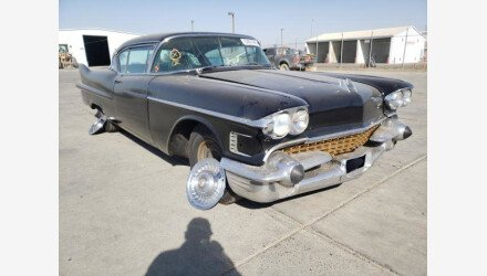 1958 Cadillac Series 62 for sale 101396959