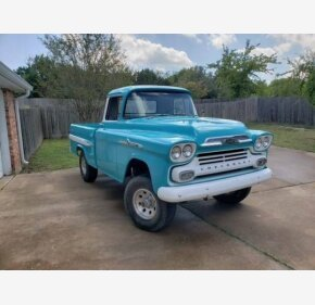 1958 Chevrolet 3100 for sale 101063189