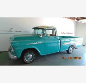 1958 Chevrolet 3100 for sale 101079305