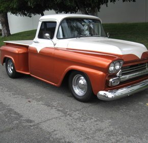 1958 Chevrolet 3100 for sale 101132618