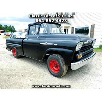 1958 Chevrolet 3100 for sale 101344894
