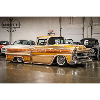 1958 Chevrolet 3100 for sale 101476666