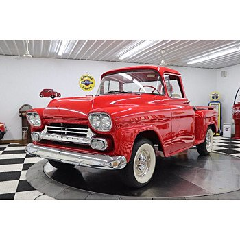 1958 Chevrolet 3100 for sale 101481743