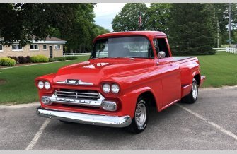 1958 Chevrolet 3100 for sale 101524432