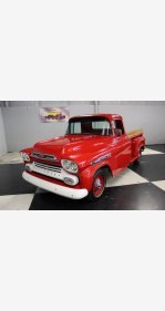 1958 Chevrolet Apache for sale 100989174