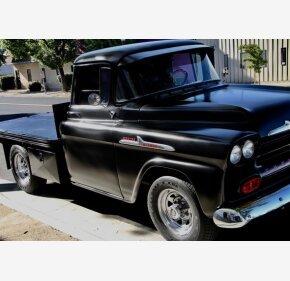 1958 Chevrolet Apache for sale 101045610