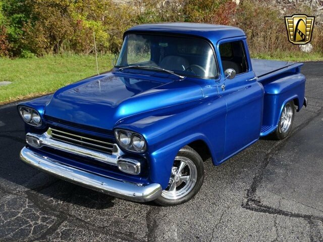 1958 Chevrolet Apache For Sale Craigslist All About Chevrolet