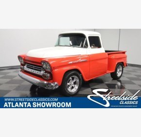 1958 Chevrolet Apache for sale 101090786