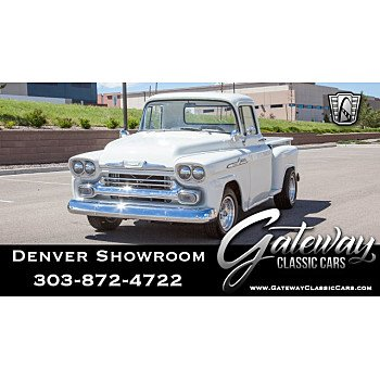 1958 Chevrolet Apache for sale 101148721