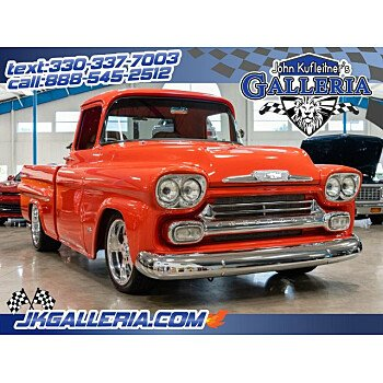 1958 Chevrolet Apache for sale 101172391