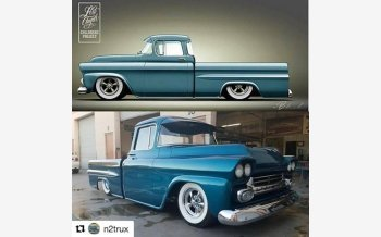 1958 Chevrolet Apache for sale 101256074