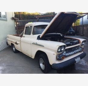 1958 Chevrolet Apache for sale 101266264