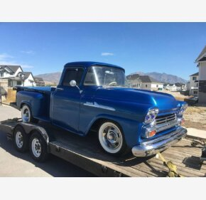 1958 Chevrolet Apache for sale 101270834