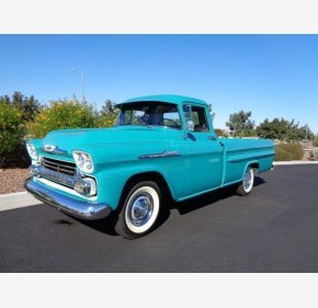 1958 Chevrolet Apache for sale 101283983